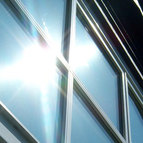 solfilm butiksvinduer