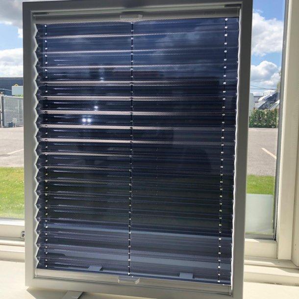 Ifasol plissé gardin til de fleste vinduestyper