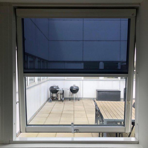 Sunflex solgardin til oplukkelige vinduer/døre