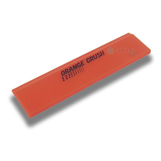 Orange gummi til Fusion skraber